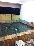 大浴場の半露天風呂
