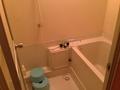 部屋の浴室