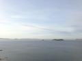 朝の三河湾