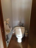 トイレ全景