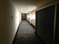 4階ダイニング前の廊下