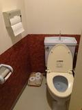 大浴場(洋風)脱衣所のトイレ