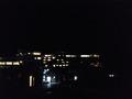 夜の建物外観