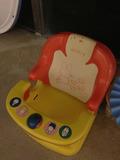 洋風風呂の子供用椅子
