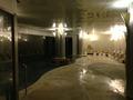 洋風風呂の全景