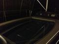 洋風風呂の露天風呂