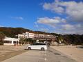 多々戸浜すぐ横の駐車場