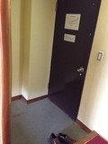 部屋の玄関