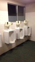 客室階共用トイレ