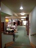 売店前廊下