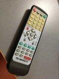 有料テレビのリモコン