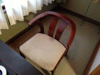 縁側の椅子