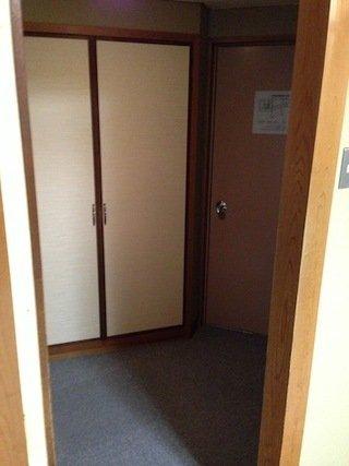 写真クチコミ:玄関横のクローゼット