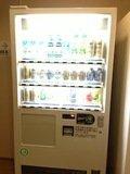 アルコール、ソフトドリンク自販機