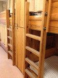 ベッドのはしご
