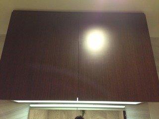 一階ロビーのユニバーサルトイレ 作業台