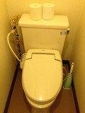 トイレの大便器
