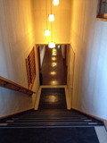 大浴場から本館への廊下