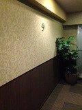 客室階 エレベーターホール