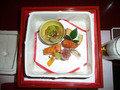 菊華荘の会席料理2