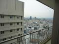 22階客室からの眺望(街側)