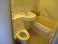 浴室兼洗面所兼トイレ