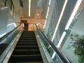 エスカレーター(地下1階から1階へ)