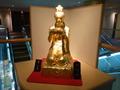 金の仏像? 何でしょう?