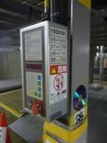 地下駐車場ー立体式の操作盤