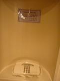 客室階の内線電話(エレベーターホール)