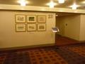 23階 宴会フロアの壁の絵画