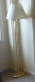 床置き照明スタンド