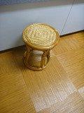 大浴場の洗面台の椅子