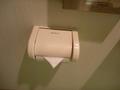 大浴場、脱衣所のトイレのトイレットペーパー