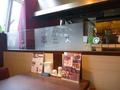 朝食レストラン(又三郎)のキッチン側)