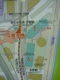 ホテルと駅の位置関係