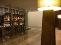 28階のフロントロビー&レストランフロア