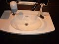 28階共用トイレの洗面