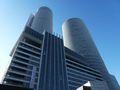 JRセントラルタワーズの左側(南側)のタワーです