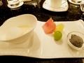 中国料理のスイーツ