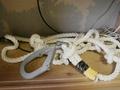 避難ロープ?