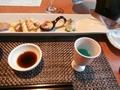 夕食~食前酒~