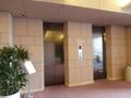 5階のエレベーターホール