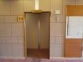 フロント前のトイレ