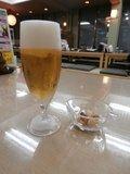 1500円コースのビールです