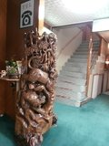 すごい彫刻!!