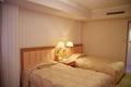 ラージグレードのベッドルーム