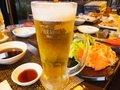 ビールの銘柄はサントリー
