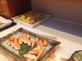 焼き鮭・玉子焼き
