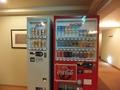 利用階の自販機